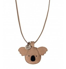 donsje Koala Necklace