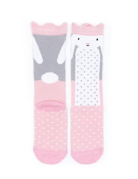 Billy Loves Audrey Crown Bunny Socks