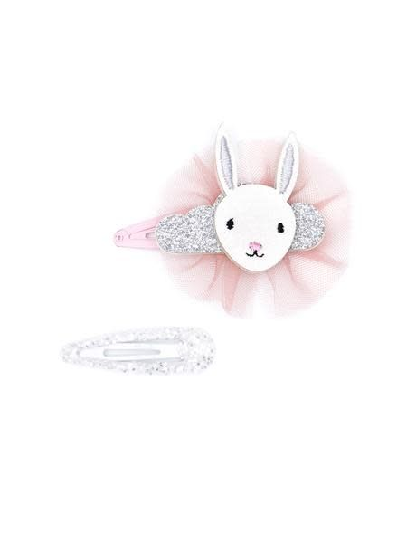 Billy Loves Audrey Ballet Bunny Hairclips