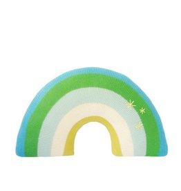 Blabla Kids BlaBla Blue Rainbow Pillow