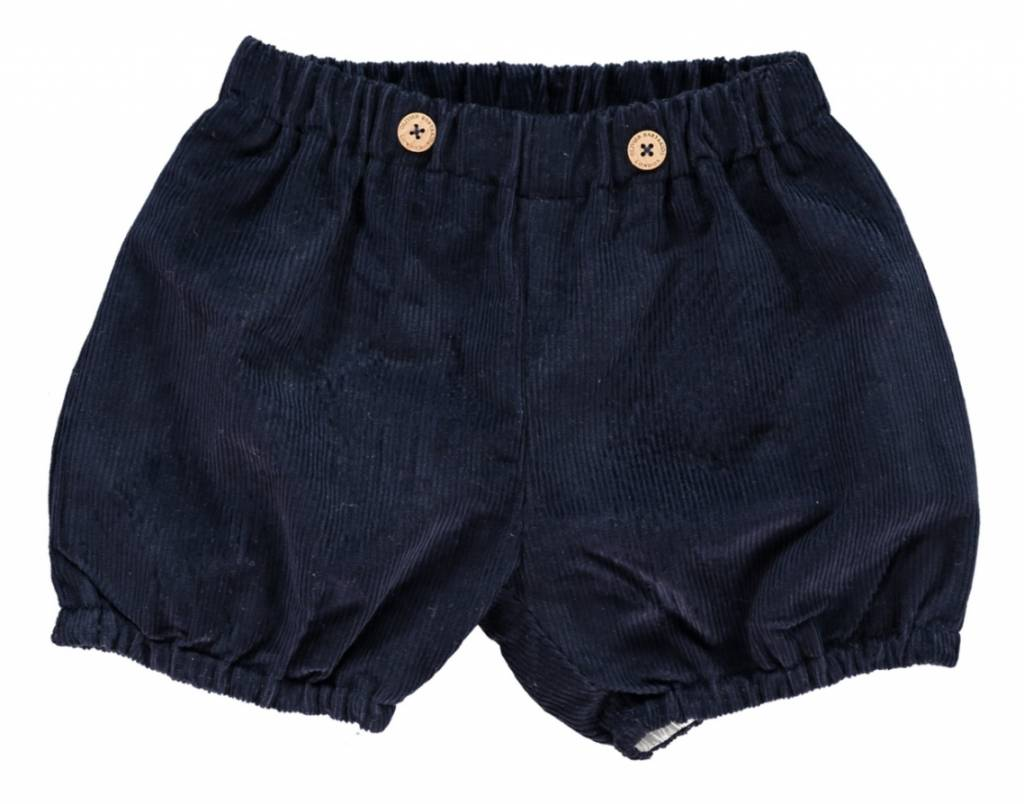 Oliver baby Corduroy Bloomers Navy