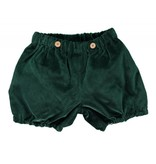 Oliver baby Corduroy Bloomers Green