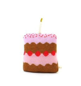 Colette Bream Birthday Cake Pillow