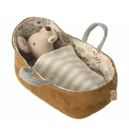 Maileg Carrycot Mouse