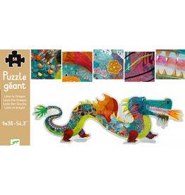 Djecco Leon the Dragon Puzzle