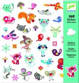 Djecco Djeco Stickers - Little Friends