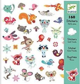 Djecco Djeco Stickers - Animals