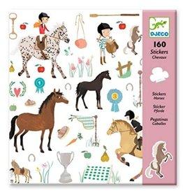 Djecco Djeco Stickers - Horses