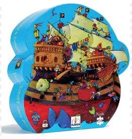 Djecco Barbarossa's Boat