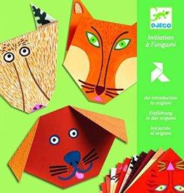 Djecco Origami animals