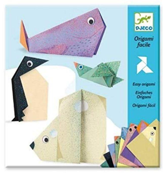 Djecco Origami polar animals
