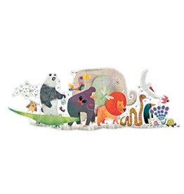 Djecco Animal Parade Puzzle