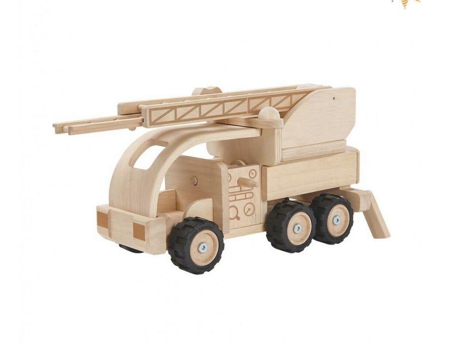 Plan Toys Fire Truck