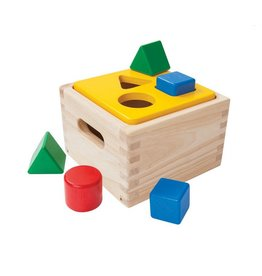 Plan Toys Shape & Sort