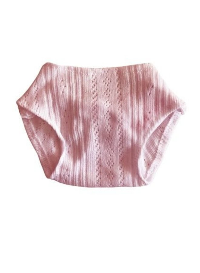 Culotte Rose Gordis