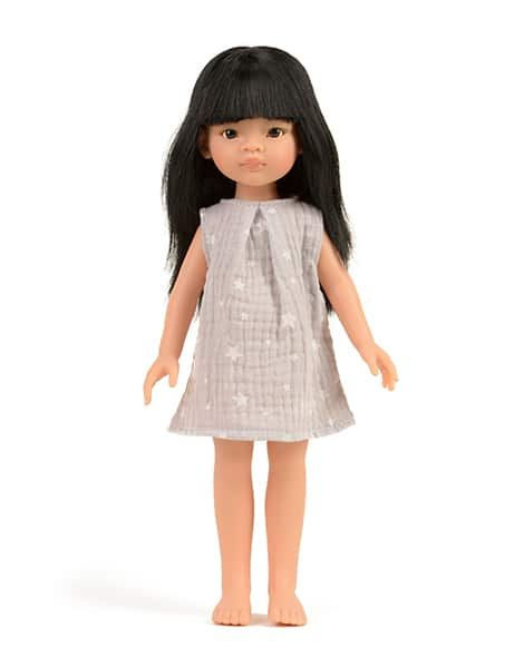 minikane Liu Doll with Dress