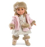 "Llorens Paris Fashion Doll 14"""