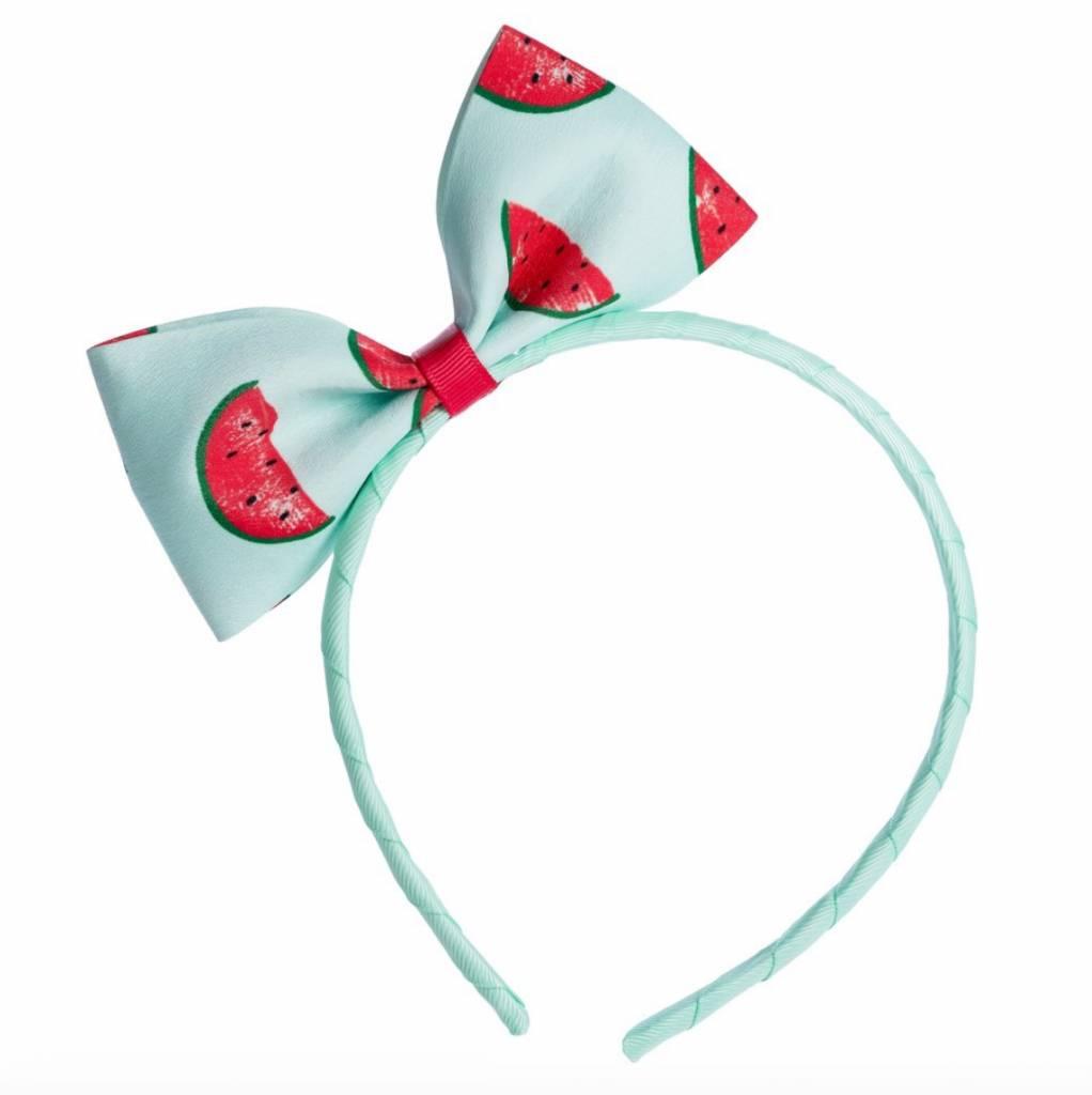 Ooahooah Ribbon Watermelon Headband