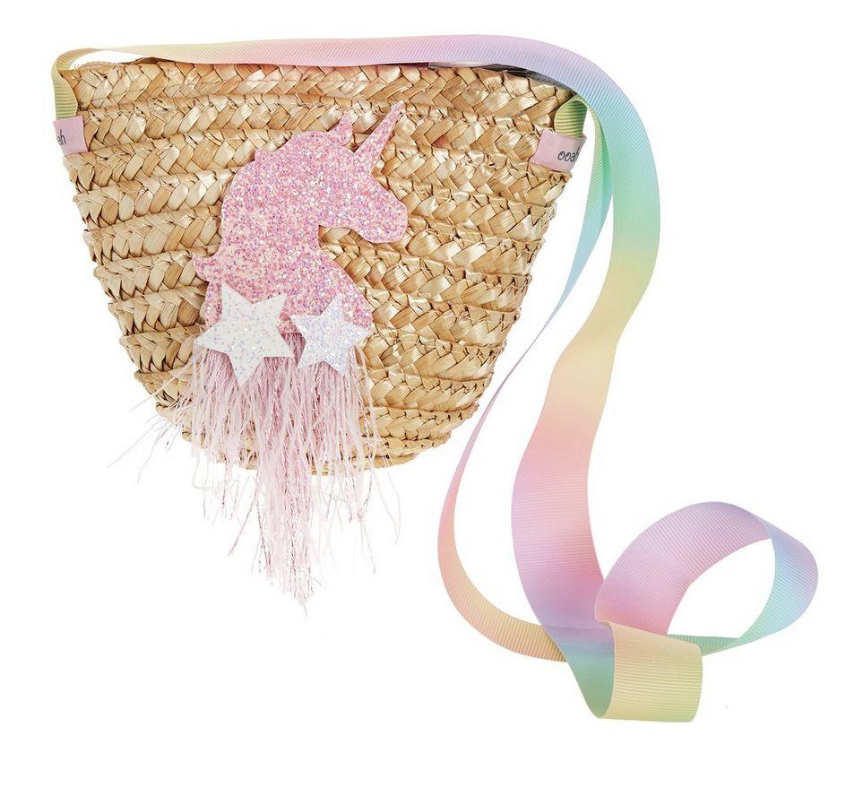 Ooahooah Unicorn Basket Purse