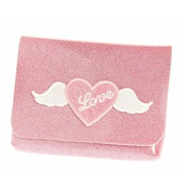 Ooahooah Pink Shimmer Love Bag
