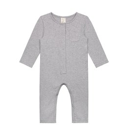 Gray Label Grey L/S Playsuit