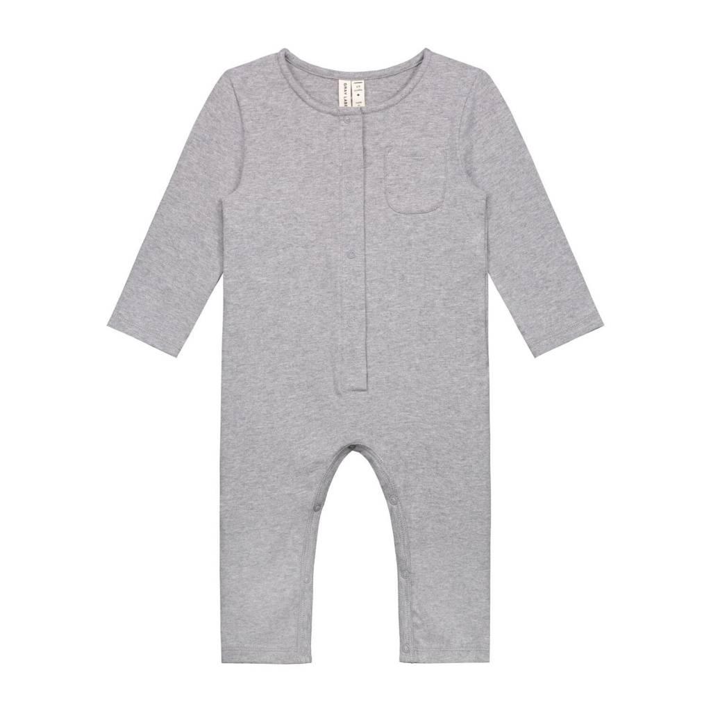 Gray Label Grey L/S Playsuit