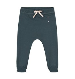 Gray Label Footies Blue Grey