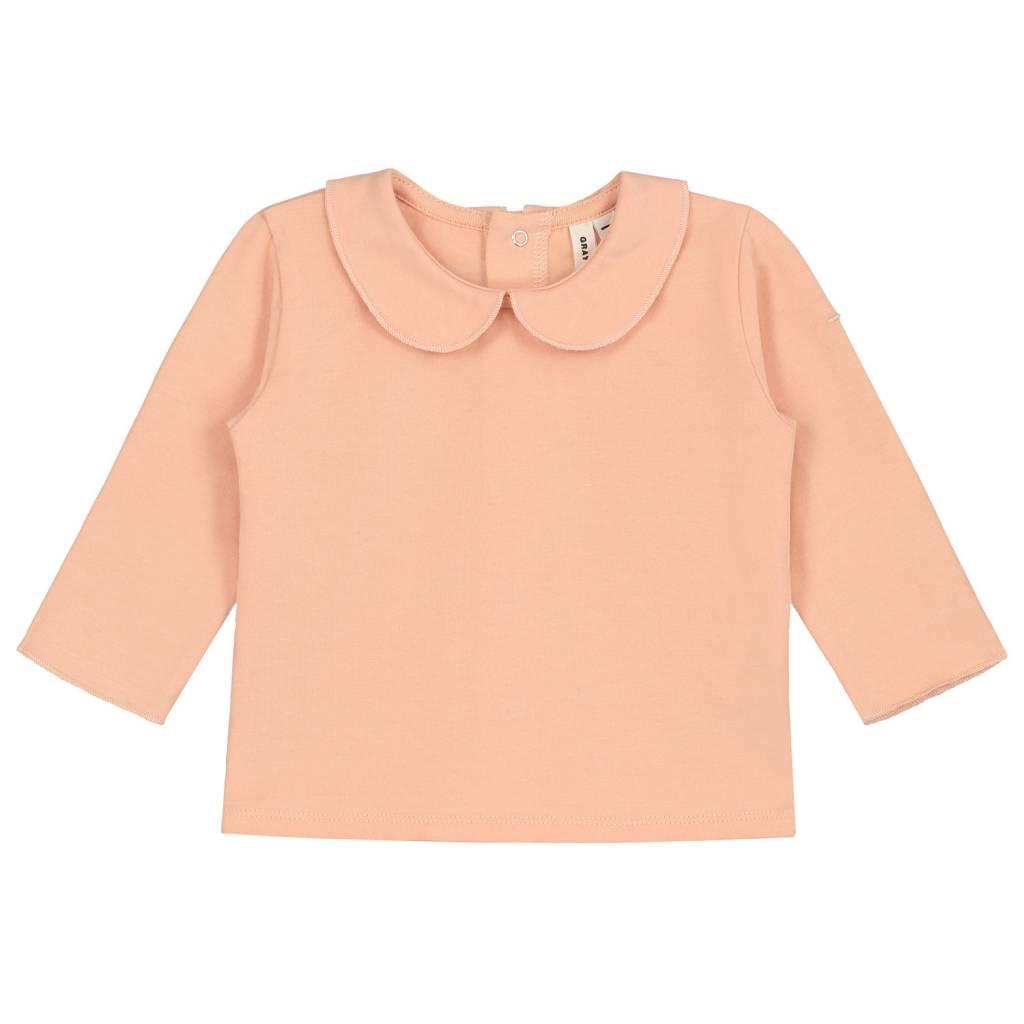 Gray Label Baby Collar Tee Pop
