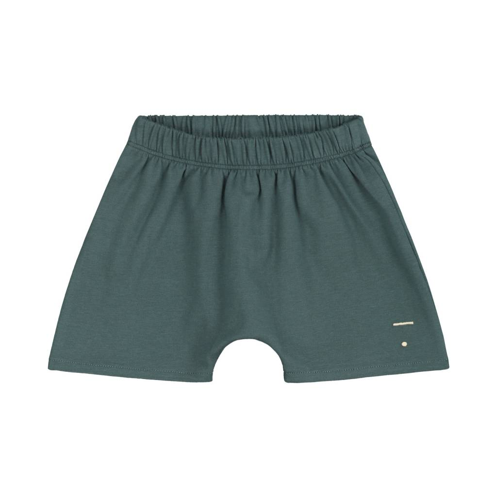 Gray Label Blue Grey Baby Shorts