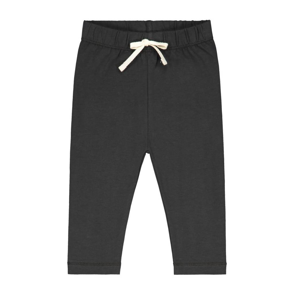 Gray Label Baby Black Leggings