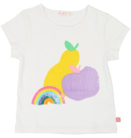 Billieblush Rainbow Fruit Tee