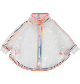 Billieblush Clear Rain Poncho