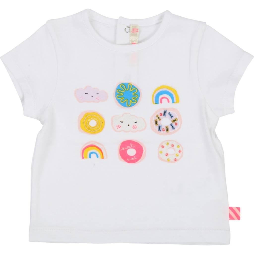 Billieblush Baby Donut Tee