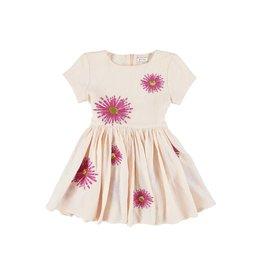 Morley Jelsa Crepe Rose Dress