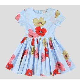 Morley Jelsa Bigfloret Sky Dress