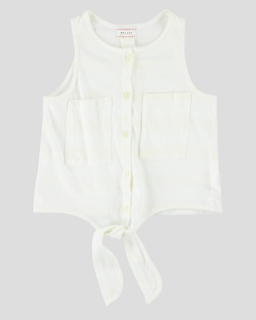 Morley Calypso White Shirt