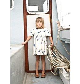 Morley Smallfloret Cream Dress