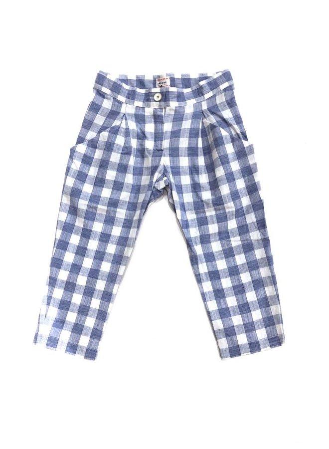 England Hiro Gingham Pants
