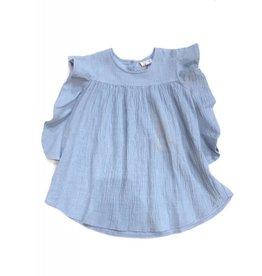 Morley Dallas Crepe Sky Dress