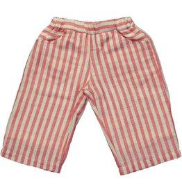 Mademoiselle à Soho Pant Red Stripe