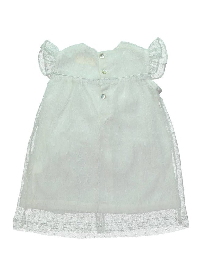 Dorothy Dress White