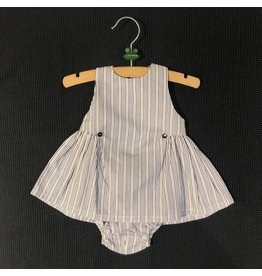 Pequeno Tocon Sisi Dress Set