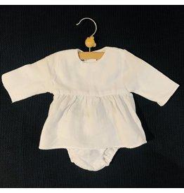 Pequeno Tocon Muselina Dress Set