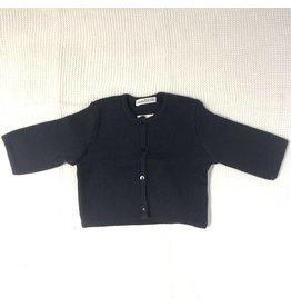 Pequeno Tocon Navy Button Jacket