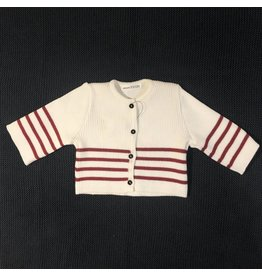 Pequeno Tocon Red Stripe Jacket