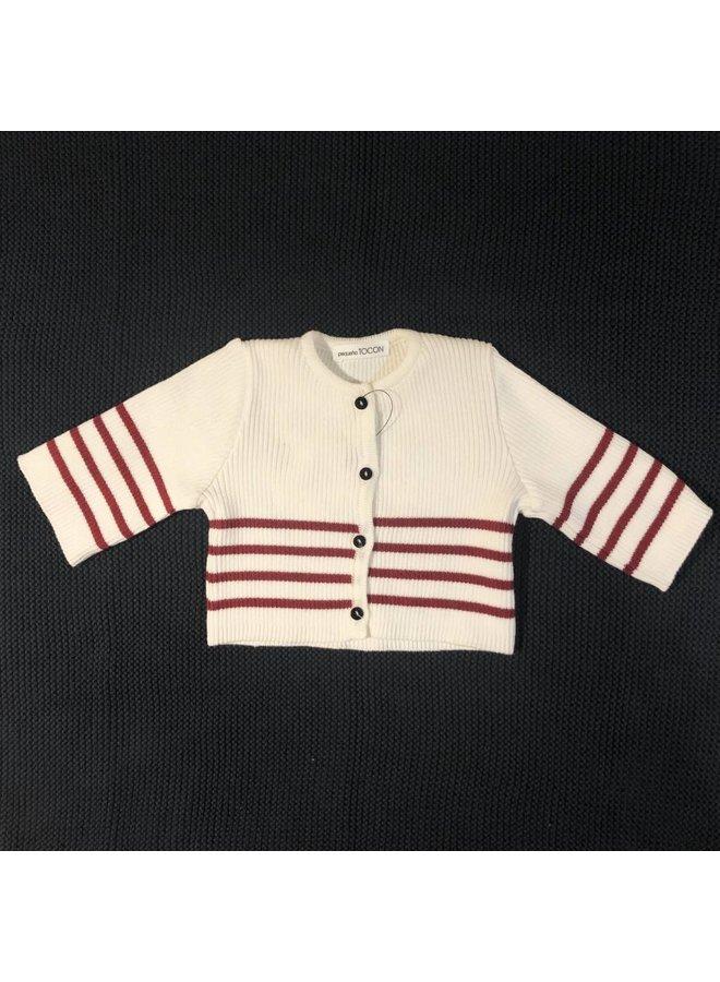 Red Stripe Jacket
