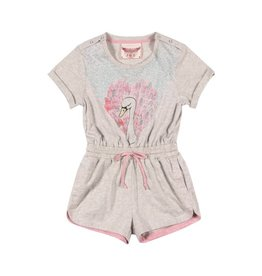 Paper Wings Heart Swan Romper