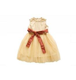 Tambere Tutu Dress Beige