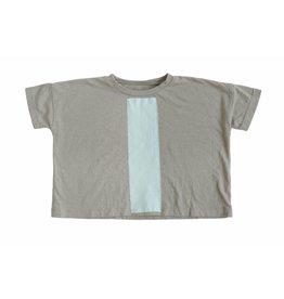 Tambere Gray Blue Tee
