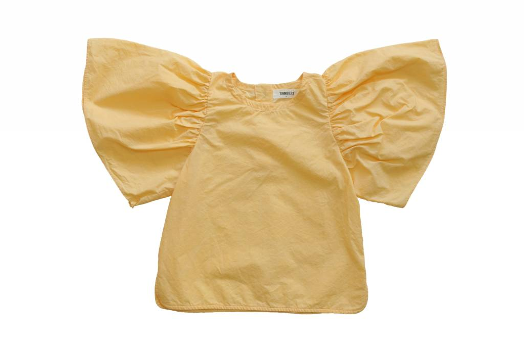 Tambere Butterfly Top Peach